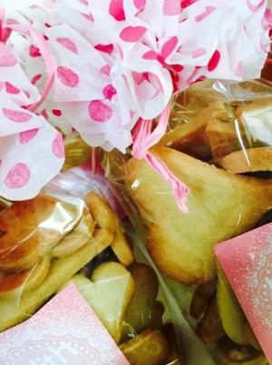 150g Liebe - handgemachte Kekse
