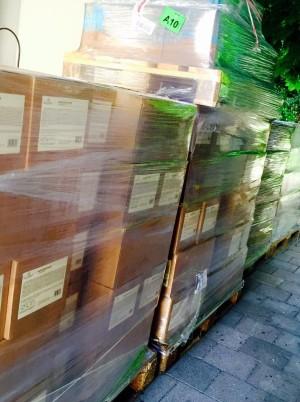 Callebaut - Lieferung
