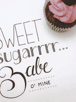 Sweet Sugar...