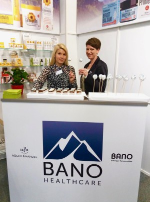 BANO HEALTHCARE Messe Event