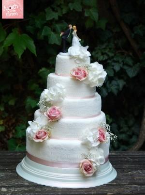 Romantische Hochzeitslliebe