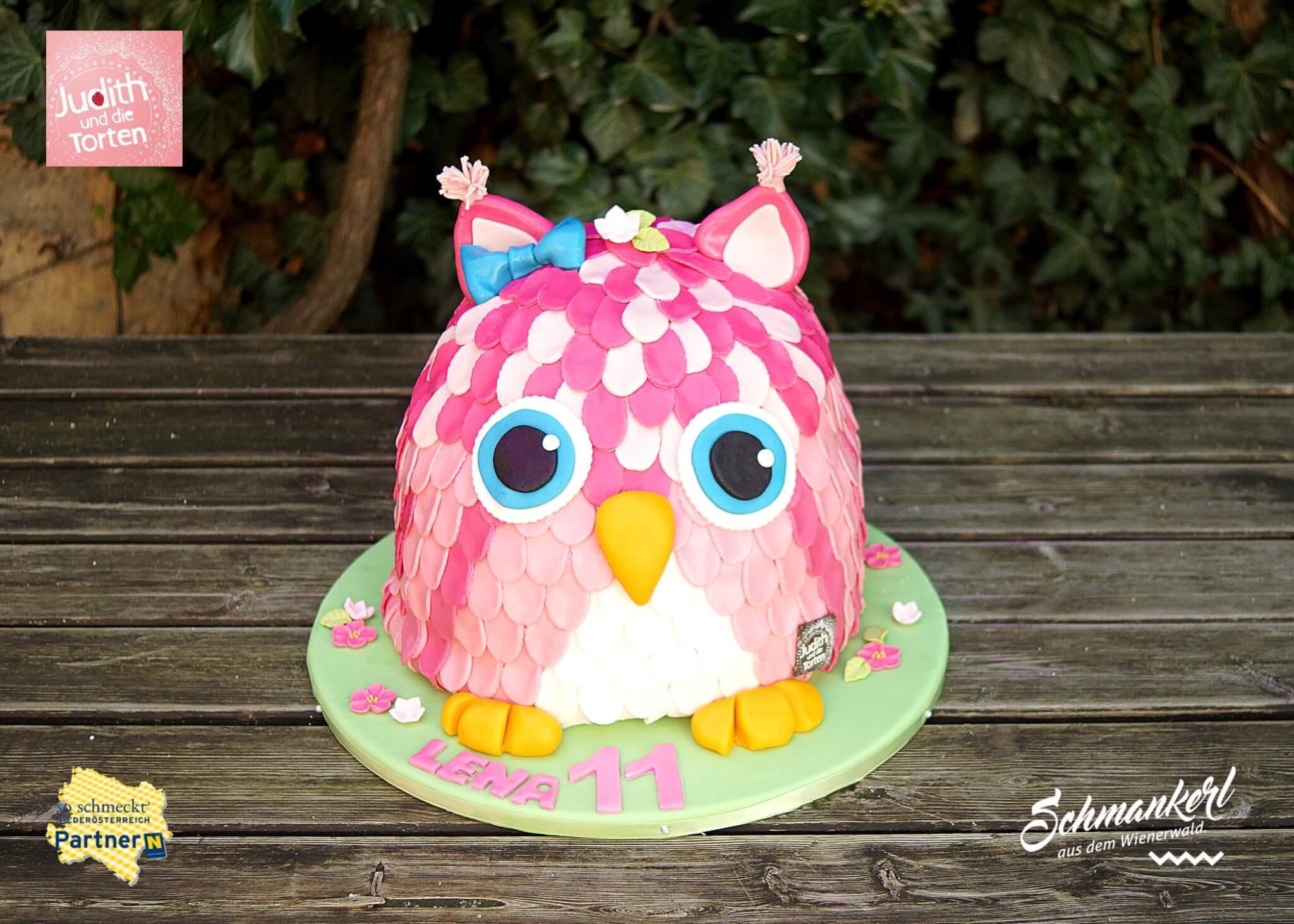 Geburtstagstorte für Lena 11 Jahre