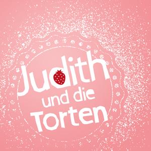 Judith und die Torten Logo Rosa